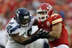 Seattle Seahawks vs. Kansas City Chiefs - Photos - August 24, 2012 - ESPN