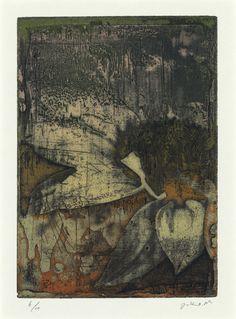 Title  Summer  Artist  Junko Mukai  Year  2005  Process  Etching/photo-etching/aquatint  Size  18x13cm