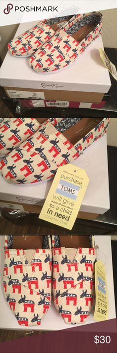 Brand New Toms Women's 5.5 Brand new toms . TOMS Shoes Flats & Loafers