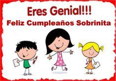 Felicitaciones de Cumpleaños para mi Sobrina (4)