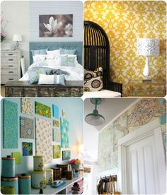 Decorating Solutions for Renters.