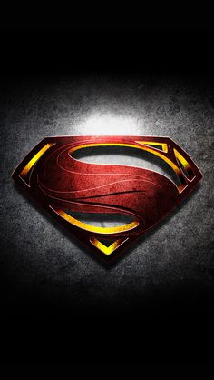Cool iPhone 5 Wallpapers Superman Logo  is be the best of HD wallpapers for iPhone and Android Phone.