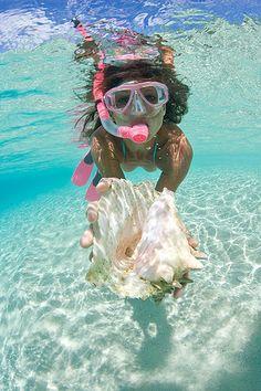Snorkeling - Randonée subaquatique - Sport Découverte