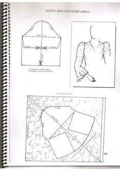 Modélisation de bébé - Senai - - Fotoğraf Önerileri ve Yapımı - Sewing Lessons, Sewing Hacks, Sewing Tutorials, Sewing Projects, Dress Sewing Patterns, Sewing Patterns Free, Clothing Patterns, Sewing Collars, Costura Fashion