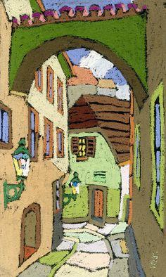 Yuriy Shevchuk Soft pastel artist - Google Search
