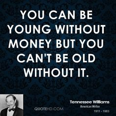 Tennessee Williams Quote shared from www.quotehd.com