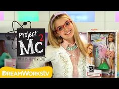 Adrienne Attoms' Yummy Science: Movie Night Snacks | Project Mc² - YouTube