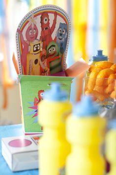 Yo Gabba Gabba Party Supplies! #Party #Kids #BirthdayExpress