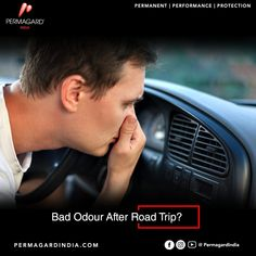 Stuck with the foul smell in your car?  Fed up of trying different variants of car fresheners? Not able to make the right choice, the right fragrance for your car? Permagard's Antimicrobial Shield works like a wonder and sanitizes your whole car along with its air conditioning system making it clean, hygienic & fresh for long.  #PermagardIndia #antimicrobialshield#carinterior  #clean #hygienic #germfree #odourless #carsexperience #lifetime# Car Freshener, Air Conditioning System, Road Trip, Fragrance, India, Cleaning, Face, Air Freshener For Car, Faces