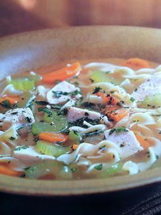 Soups to make at home and take to work