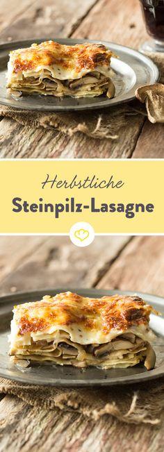 Mit Lasagne macht man nie etwas verkehrt - sie bietet jede Menge Möglichkeiten und schmeckt einfach immer gut.