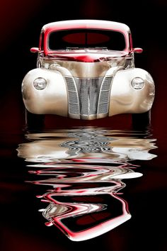 In Reflection....this is rolling art