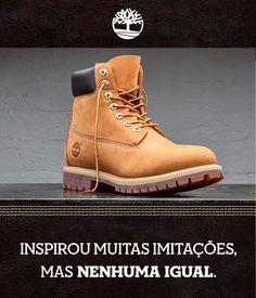 Yellow Boots, inspiraram muitas imitações, mas nenhuma igual.