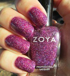 Concrete and Nail Polish: Zoya Aurora