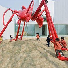 Great playground.