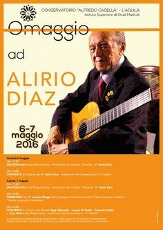 Omaggio ad Alirio Diaz