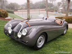 1949 Jaguar XK 120 #Maseraticlassiccars