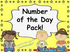 These numbers of the day (4 versions attached) cover many state standards in math (a mini sample is shown)! File contains: Word Form, Place Value, Number Sense, More & Less, Even or Odd, Ordinal Numbers, Hundreds Chart Puzzles, Vertical & Horizontal Addition & Subtraction Practice, and more!