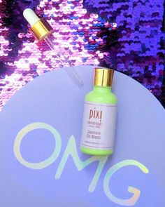 Pixi Beauty Jasmine Oil Blend on All Things Beautiful XO - LastStepPin Face Makeup Kit, Jasmine Oil, Small Tats, Let It Shine, Skin Spots, Beauty Review, Drugstore Makeup, Natural Oils, Pixie