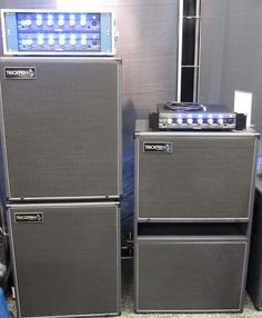 Trickfish Bass Amps