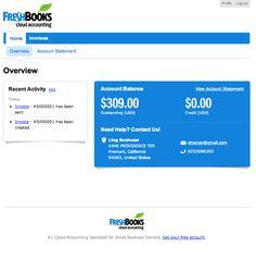 FreshBooks: Simple, Clean, Focused