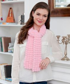 Power of Pink Scarf