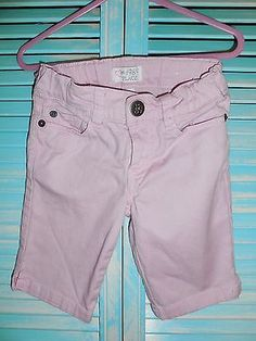 The Children's Place Girls Long Shorts Size 4