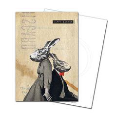 Gruß- und Postkarte: Ostern #1