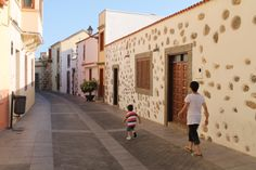 Agüimes, Gran Canaria (agosto 2013). © Javier Mesa