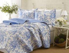 Laura Ashley Bedford Cotton Reversible Quilt Set, King Laura Ashley,http://www.amazon.com/dp/B00A8RN0AW/ref=cm_sw_r_pi_dp_ApHGtb0WHBNQE95S