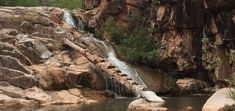 Your Kids Will Love This Easy 1 Mile Waterfall Hike Right Here In Arizona Arizona Travel, Sedona Arizona, Arizona Trip, Visit Arizona, Hiking Places, Places To Travel, Camping Places, Travel Destinations, Best Places To Camp