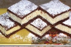 Hungarian Recipes, Hungarian Food, No Bake Desserts, Baking Desserts, Muffin, Sweets, Romanian Recipes, Sweet Pastries, Muffins