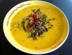 Simply Spicy: Cucumber Dal