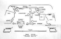 Image result for set design plaza suite Design Set, Stage Set Design, Set Design Theatre, Plaza Suite, Drama Stage, Teaching Theatre, Scenic Design, Technical Drawing, Design Process