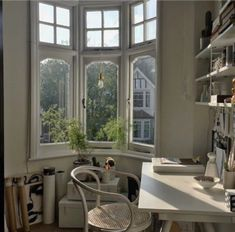 Inspirational ideas about Interior Interior Design and Home Decorating Style for Living Room Bedroom Kitchen and the entire home. Curated selection of home decor products. Home Design, Home Office Design, Interior Design, Design Ideas, Apartment Goals, Dream Apartment, My New Room, My Room, Aesthetic Bedroom