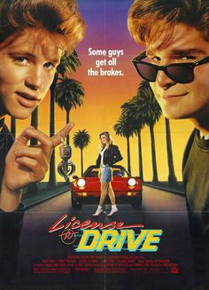80's comedy (love this movie & the coreys)