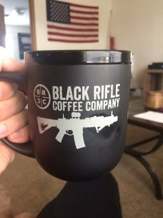 BLACK RIFLE COFFEE - Tag your pictures #BRCCPIN for a chance to be re-pinned!