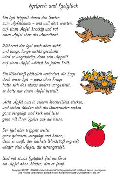Bildergebnis für gedicht igel Kindergarten Portfolio, Kindergarten Teachers, Diy Crafts To Do, Forest Friends, German Language, Good Jokes, Educational Activities, Kids Cards, Kids And Parenting