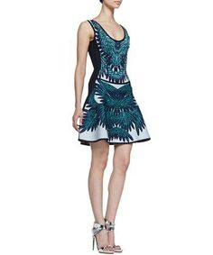 OMG Herve Leger, I love this! $2,790
