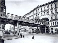 Berlin: Dennewitzstraße, 1905