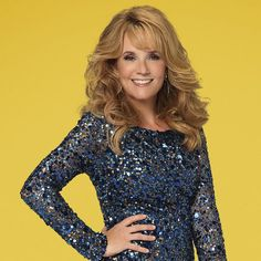 Lea Thompson Working It Out on Dancing With The Stars Season 19