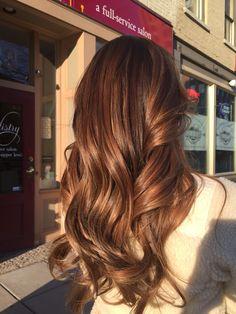 #bayalage #highlights #hair #longhair #longlayers #goldwell #btcpics