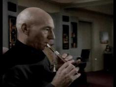 "Star Trek TNG - ""A Bottle of Slivovitz"" - ""Mr Data take me to the bar.. i wanna jump lieutenant Yar  Mr Data I'm at end of my wits.. i wanna see lieutenant's tits"""
