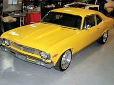 1970 Chevy Nova Maintenance of old vehicles: the material for new cogs/casters/gears/pads could be cast polyamide which I (Cast polyamide) can produce Old Muscle Cars, American Muscle Cars, General Motors, My Dream Car, Dream Cars, Automobile, Volkswagen, Toyota, Chevy Nova