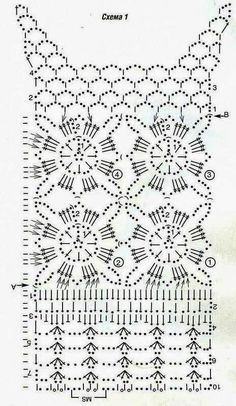 Fabulous Crochet a Little Black Crochet Dress Ideas. Georgeous Crochet a Little Black Crochet Dress Ideas. Débardeurs Au Crochet, Pull Crochet, Crochet Motifs, Crochet Shirt, Crochet Diagram, Crochet Woman, Crochet Cardigan, Crochet Crafts, Crochet Patterns