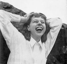 Carson McCullers, who wrote The Heart is a Lonely Hunter at age 23.