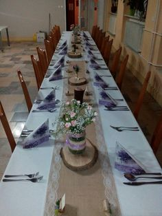 #Wedding#lace#purple#wood