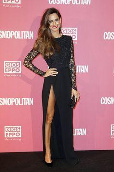 Famosas con vestidos de fiesta en los Premios Cosmopolitan Sexy Dresses, Beautiful Dresses, Evening Dresses, Prom Dresses, Formal Dresses, Look Formal, Dream Dress, Dress Me Up, Dress To Impress