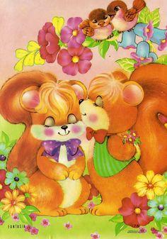 #Fantasia 78 #papeldecarta #love #amor #romance #spring
