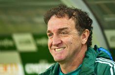 "André Rizek: oferta ""surreal"" vai tirar Cuca do Palmeiras. Treinador nega #sportv"